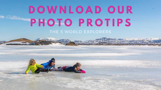 Photo Protips giveaway The 5 World Explorers